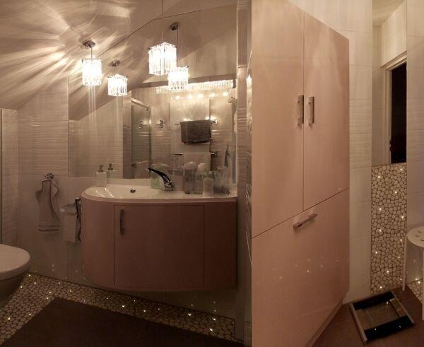 projekt łazienki, Miedźna
