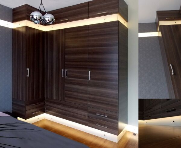 projekt szafy, Bielsko-Biała