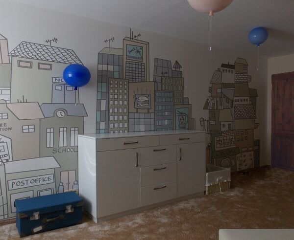 projekt pokoju, Miedźna
