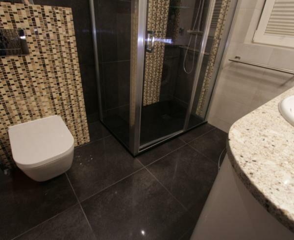 łazienka, Wapienica