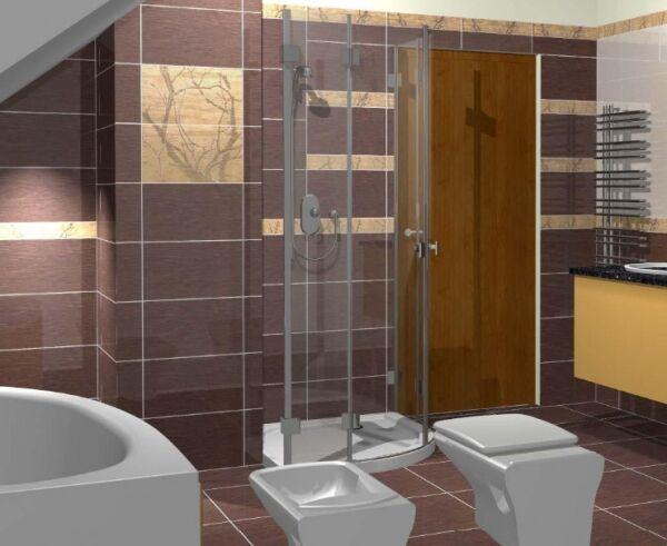 projekt łazienki, Katowice