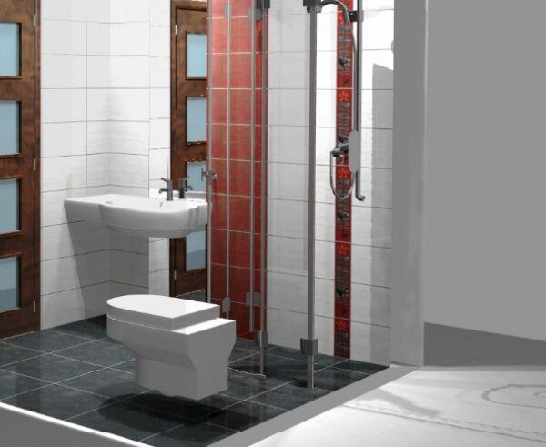 projekt łazienki, Pszczyna