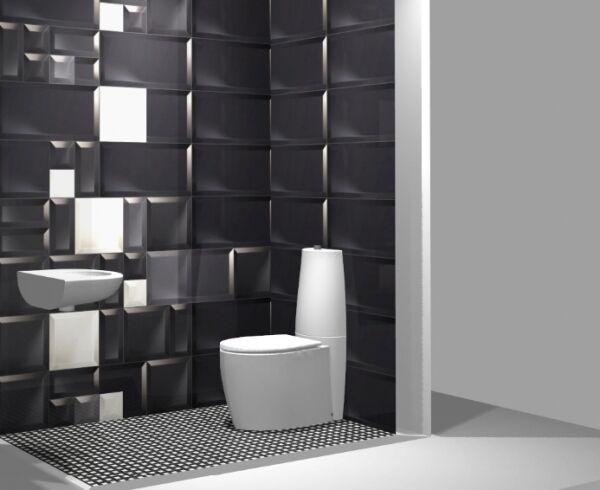projekt łazienki, Jasienica