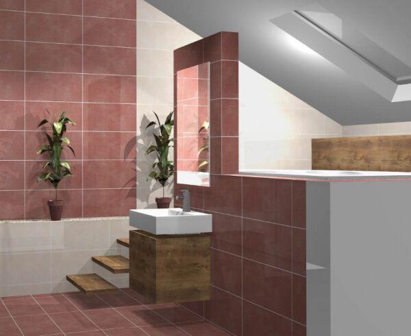 projekt łazienki, Żywiec